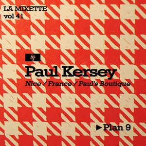 LAMIXETTE#41 PAUL KERSEY