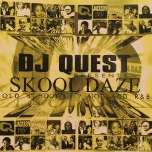 DJ QUEST - SKOOL DAZE OLDSCHOOL MIXTAPE