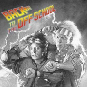 Back To The Off School .break