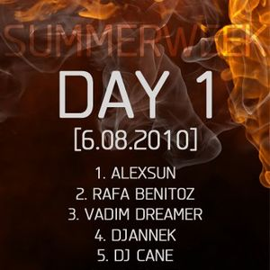 Vadim Dreamer - Summer Week