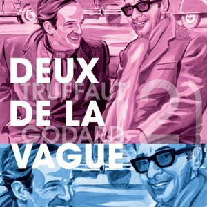 """Partage ton Pop Corn #5 avec Antoine de Baecque et Emmanuel Laurent pour le film """"Deux de la vague"""""""