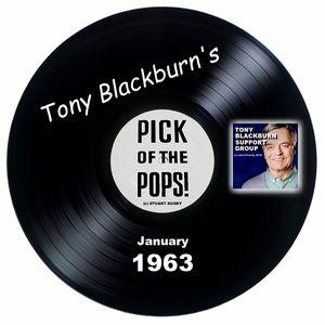 Pick of the Pops - Jan 1963 - Tony Blackburn