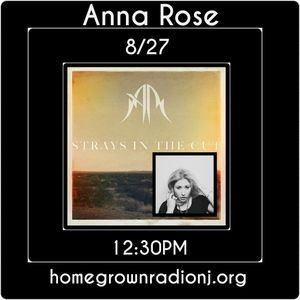 Sunday Soulfood live on HGRNJ with Anna Rose 8-27-17