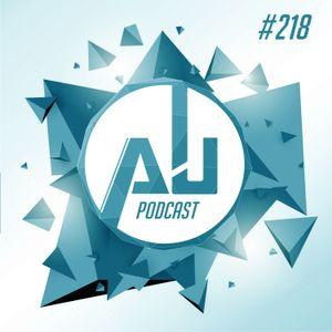 Andrew Ushakov Podcast #218