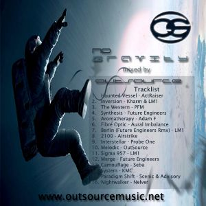 No Gravity Mixed by OutSource (D&B)