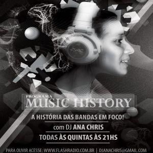 PROGRAMA MUSIC HISTORY - ESPECIAL THE SMITHS