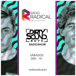 Dirty Sound Boys Radioshow Rádio Radical #055