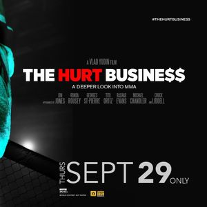 "Bruce Buffer Chats with ""The Hurt Business's"" Vlad Yudin"