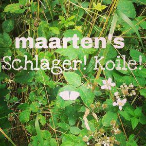 Maarten's ultimative Schlager Koile
