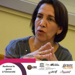 """Yamina RAHOU, """"La recherche sur le genre en Algérie"""""""