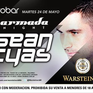 Sean Tyas @ Crobar Buenos Aires (Mayo 24.2011)