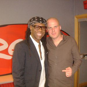 Stevie G interviews Nile Rodgers of Chic