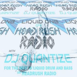 #35 Headrush Radio - Liquid Show - 2nd Jan 2015