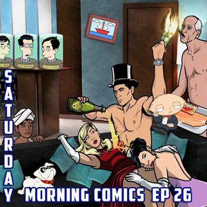 """Saturday Morning Comics #26 """"No Frills"""""""