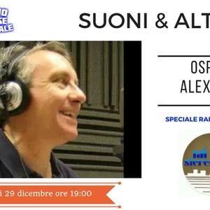 Radio Senise Centrale: Suoni Altro del 29 dicembre 2017 ospite Alex Righi