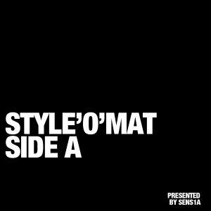 Style-O-Mat Mixtape / Side A - SENS1A - A.D.O.M.