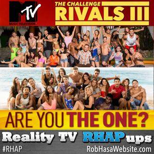 MTV Challenge RHAPup | Rivals 3 Episode 9 Recap Podcast