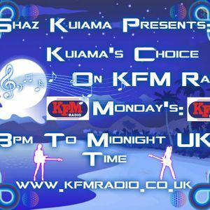 Shaz Kuiama - Kuiama's Choice - 16th January 2017