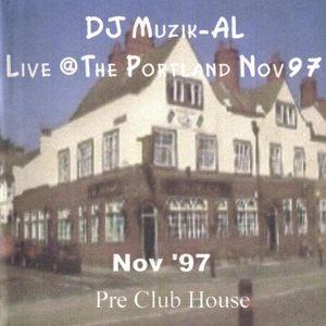 Live@The Portland Nov 97 CD2 mixed by DJ Muzik-AL