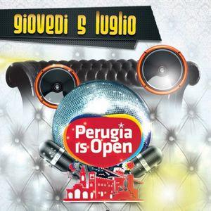 Perugia Is Open - 05/07/2012