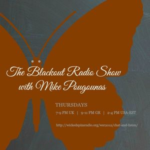 The Blackout Radio Show with Mike Pougounas - 24 March 2016