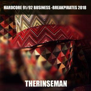 THERINSEMAN 91/92 BREAKPIRATES - 23/3/2018