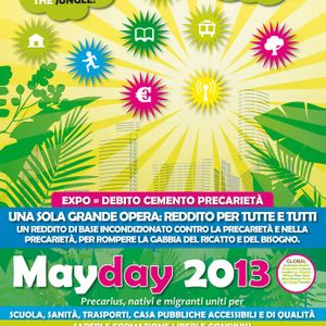 MAYDAY 2013 _ router 18 aprile 2013