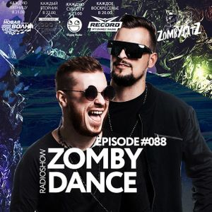 Zomby Dance Radio Show (Episode #088)