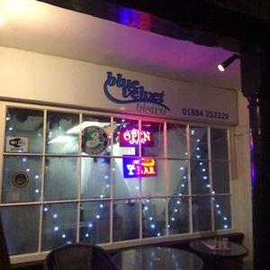 The Blue Velvet Bistro , Tiverton