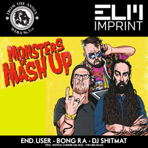 From The Annex #50 Monster of Mash Up [DC: Part 2]