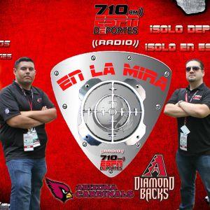En La Mira - Lunes 30 de Julio 2012 - ESPN Radio 710 AM