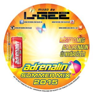 Adrenalin Summer Mix 2015 By L-Gee
