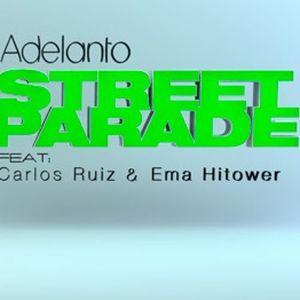Dj Time 16 - 12 - 2014 By @capoferraro @djgabylopez  Carlos Ruiz & Ema Hitower