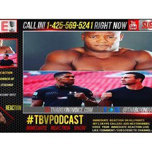 WBA Orders The winner of Anthony Joshua vs Wladimir Klitschko to Face Luis Ortiz