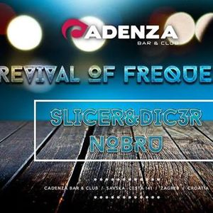 NoBru opening set for Revival of Frequency @ Cadenza (Zagreb,Croatia) 07.11.2015.