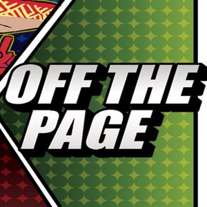 Off The Page - Fractured Marvel Universe