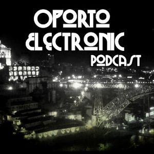 Oporto Electronic Podcast #7 Mr. Deep