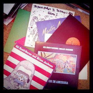 Robert Luis: Gil Scott-Heron Tribute DJ Mix