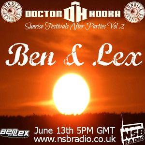 Ben & Lex - Post Sunrise Festival Mix for NSB Radio