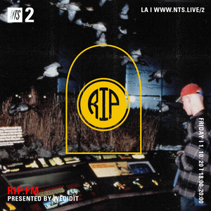 WEDIDIT Presents: R.I.P. FM - 10th January 2020