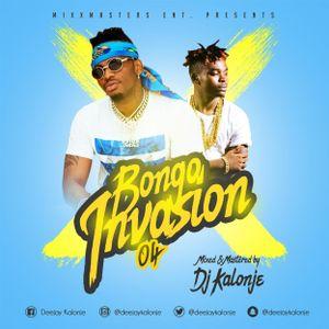 Dj Kalonje Presents Bongo Invasion vol.4