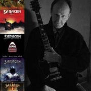 Rich Davenport's Rock Show - Saracen (Rob Bendelow) Interview