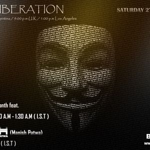 THE LIBERATION (S2-June) - Guest Mix - Darin Epsilon (Guest Mix)