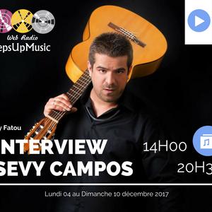 INTERVIEW By Fatou // Sévy Campos
