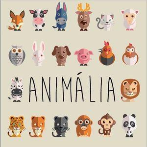 ANIMALIA - Baleia, cachorro ideal, gato miador