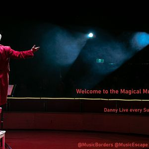 24.5.2020 s1 e22 The Magical Music Circus of Danny Live goes B.M.A 2020