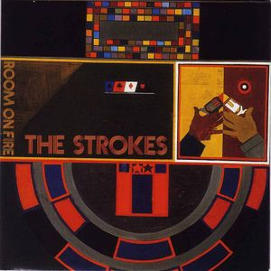 "The Strokes' ""Room On Fire"""