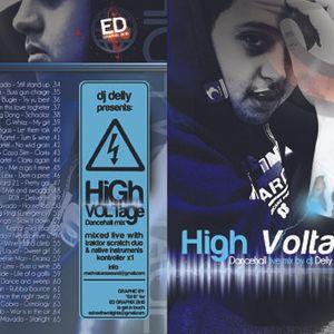 DJ DELLY - HIGH VOLTAGE