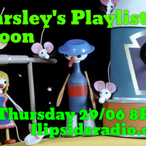 Parsley's Playlist No.49 - Moon