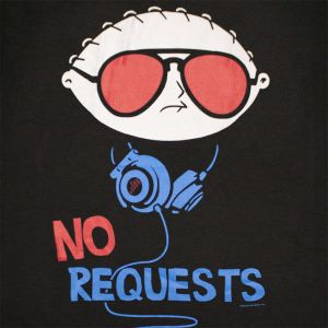 NO REQUESTS 001 - Live from Los Angeles